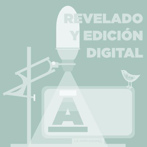 Curso de revelado y edición digital