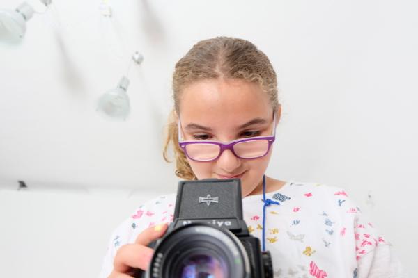 descubriendo la cámara de medio formato